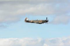 Spitfire Mk XIV Supermarine Стоковое фото RF