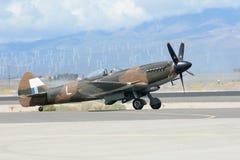 Spitfire Mk XIV Supermarine Стоковая Фотография RF