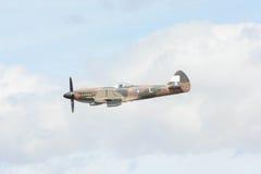 Spitfire Mk XIV Supermarine Стоковое Изображение RF