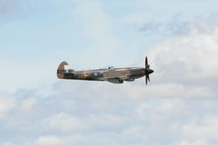 Spitfire Mk XIV Supermarine Стоковые Фотографии RF