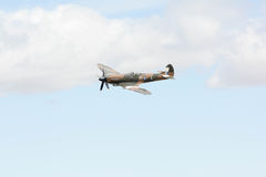 Spitfire Mk XIV Supermarine Стоковые Фото