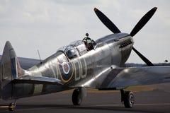 Spitfire mk9 de la tolerancia Imagenes de archivo