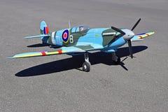 Spitfire modèle photos libres de droits