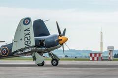 Spitfire Plane Stock Image