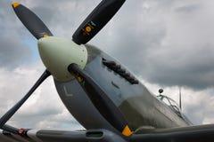 Spitfire propeller Stock Photos