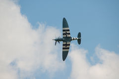 Spitfire PRX1X Royalty Free Stock Photo