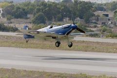 Spitfire ristabilite volanti Immagine Stock Libera da Diritti