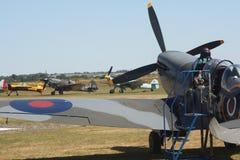 Spitfire sottomarine immagini stock