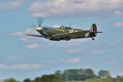 Spitfire Supermarine, сражение Британии Стоковые Фотографии RF