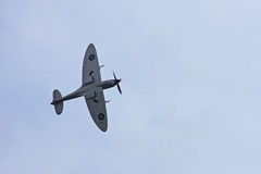 Spitfire Royalty Free Stock Photo