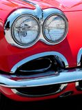 Spitfire2. Classic Car Detail and Features Stock Image