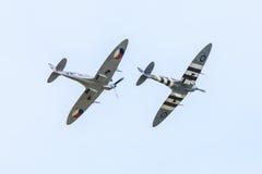 2 Spitfires Стоковое фото RF