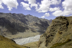 Spiti River Royalty Free Stock Photo