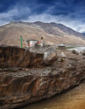 Spiti River Stock Photo