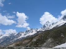 Spiti Tal in den Himalajabergen, Indien Stockfoto