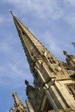 Spits van kerk in Essex Stock Afbeeldingen