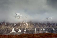 Spitsbergen. Fotografia de Stock