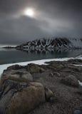Spitsbergen. stock image