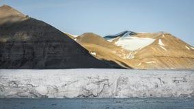 spitsbergen Lizenzfreies Stockbild