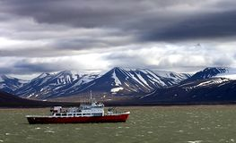 Spitsbergen Royalty Free Stock Photography