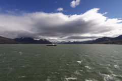 Spitsbergen island Stock Image
