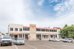 Spitskop Shopping Center Royalty Free Stock Image
