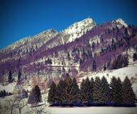 SPITZ nombrado montaña de TONEZZA en Italia imagenes de archivo