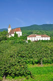 Spitz,Wachau,Austria Royalty Free Stock Photo