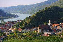 Spitz in Wachau Royalty Free Stock Photo