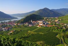 Spitz in Wachau Royalty Free Stock Images