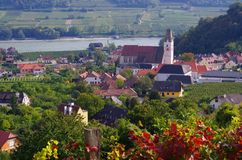 Spitz in Wachau Stock Photography