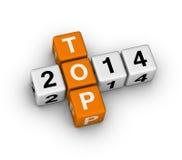 SPITZE 2014 Stockfoto