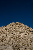 Spitze des Bergs Evans Lizenzfreie Stockfotos