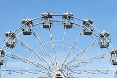 Spitze eines Riesenrads Stockfotos