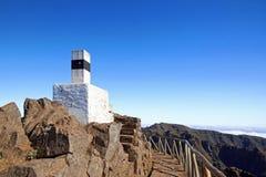 Spitze, Madeira Lizenzfreies Stockfoto