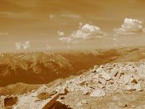 Spitze Mt.-Princeton Stockfotos
