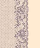Spitze-vertikales nahtloses Muster lizenzfreie abbildung
