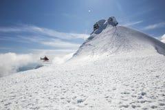 Spitze von Snaefellsjokull Stockfoto