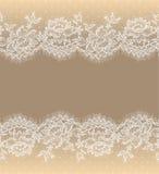 Spitzekarte Nahtloses Muster stock abbildung