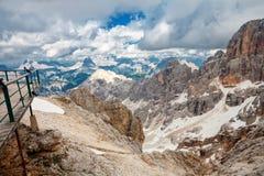 Spitzen der Dolomit, Italien Lizenzfreie Stockfotos