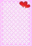 Spitzen- Hintergrund Stockbild