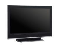 Spitzen-LCD-Fernsehapparat Lizenzfreie Stockfotos