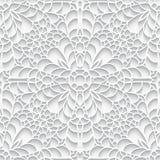 Spitzenpapierbeschaffenheit, nahtloses Muster Stockfotografie