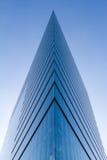 Spitzes modernes Gebäude Lizenzfreie Stockfotos