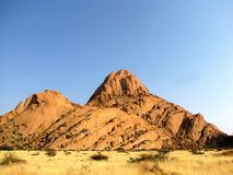 Spitzkoppe Royalty Free Stock Image