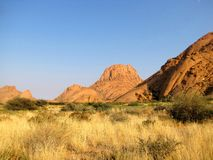 Spitzkoppe Royalty Free Stock Images