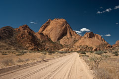 Spitzkoppe. Mountain, Namibia, Southern Africa royalty free stock images