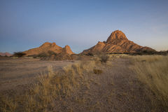 Spitzkoppe Royalty Free Stock Photography