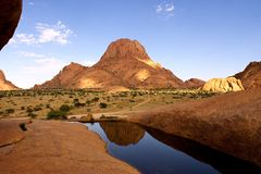 Spitzkoppe, Erongo, Namibia Stockbild