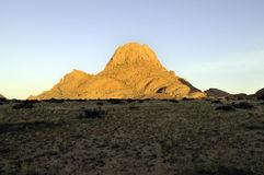 Spitzkoppe mountain Royalty Free Stock Image